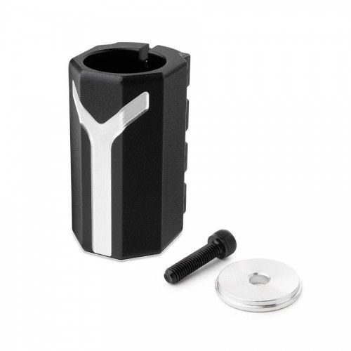 Хомут-Y Fox SCS d 28.6 and 31.8, 4 bolts ,черный