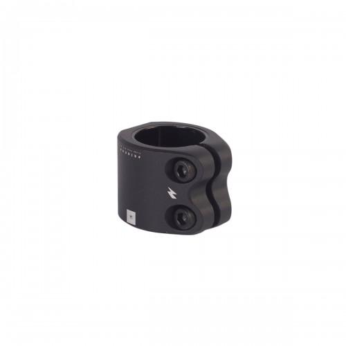Зажим для самоката URBANARTT Clamp Over V2 34,9mm 2 Bolts + Shim 31,8mm - Polish Anod - black