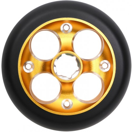 Колесо для самоката ANALOG Leviticus Wheel 120 mm. - gold core/black
