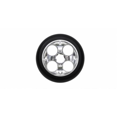 Колесо для самоката ANALOG Leviticus Wheel 120 mm. - polish core/black