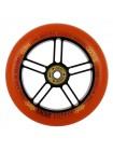 Колесо для самоката EAGLE Supply Radix 5D Black/Orange 115 mm. х 30 mm.