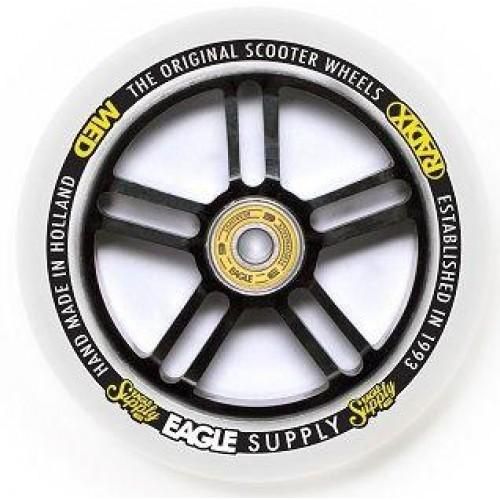 Колесо для самоката EAGLE Supply Radix 5D Black/White 115 mm. х 30 mm.