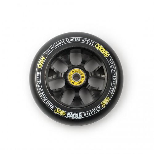 Колесо для самоката EAGLE Supply Radix Chunky's Black/Black - 115 mm
