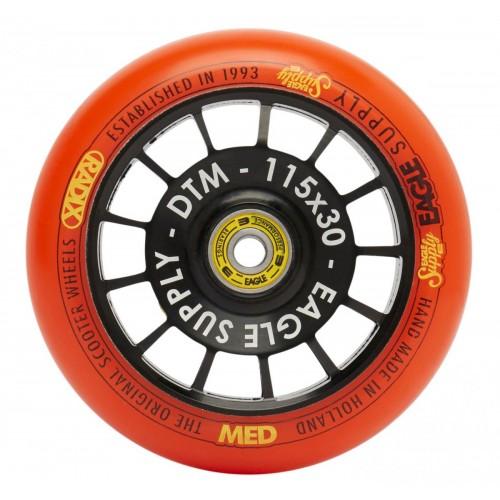 Колесо для самоката EAGLE Supply Radix DTM Orange 115 mm. х 30 mm.