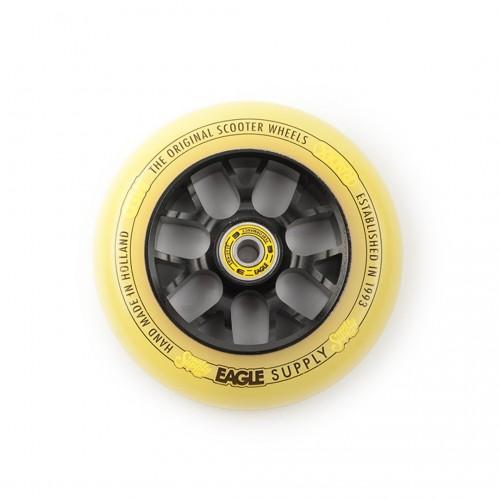 Колесо для самоката EAGLE Supply Wheel Radix Chunky X6 115 mm. - Black/Yellow