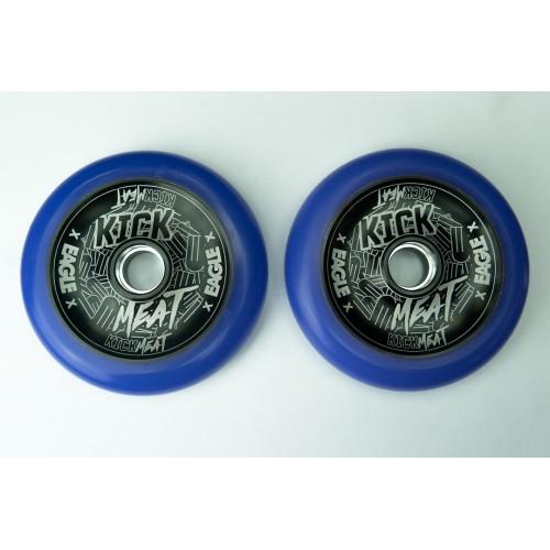 Колесо для трюкового самоката EAGLE Supply x Kickmeat Wheel Standart Line HollowTech 115 mm - purple