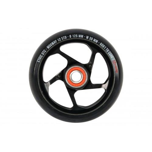 Колесо для самоката ETHIC Mogway Wheel 125 mm. 12 Std - black