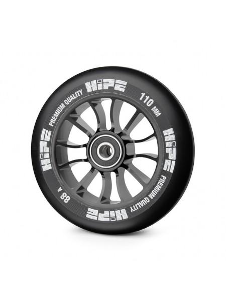 Колесо для самоката HIPE 01 110mm черный
