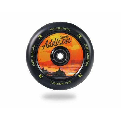 Колесо для самоката ROOT INDUSTRIES 120mm AIR Wheels - Sunset | Jamie Addison