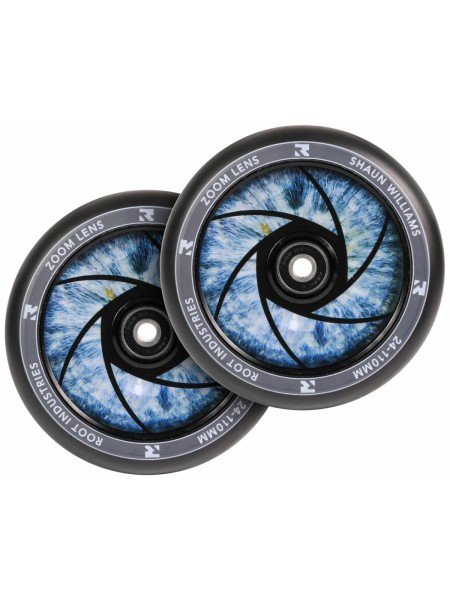 Колесо для самоката ROOT INDUSTRIES Air Wheels 120 mm. - Focus / Shaun Williams