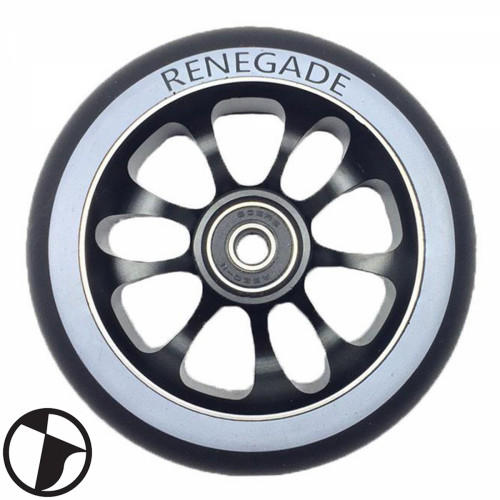Колесо для самоката TSI Renegade Wheel 110 mm. - black