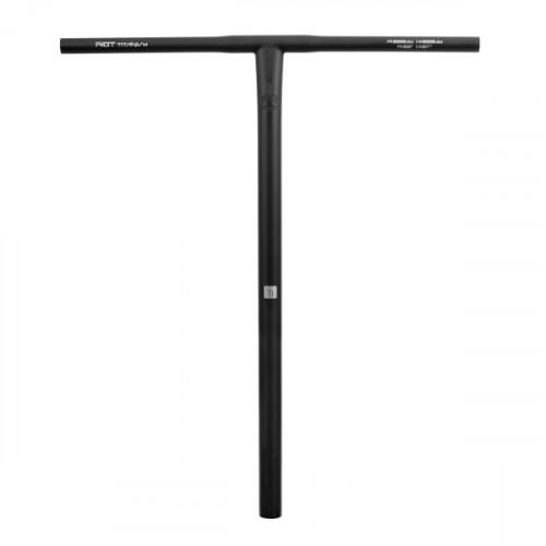 Руль Triad Riot Titainium T Large / 685 (черный)