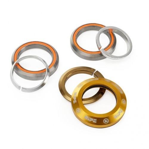 Рулевая колонка HIPE H-01 интегрированная золотой