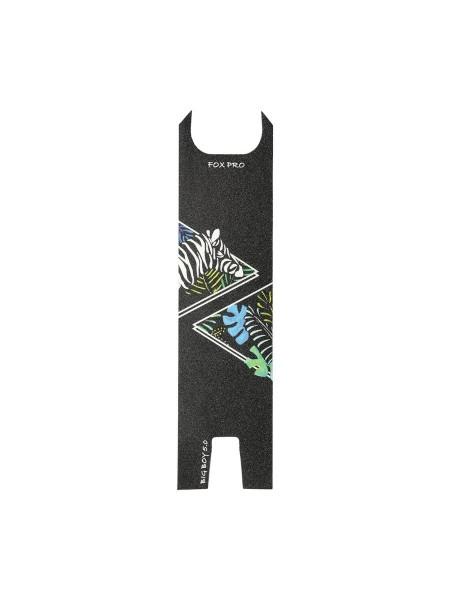 Шкурка Fox BIG BOY 5.0 465х115 мм,черная