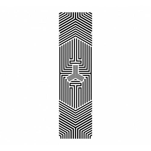 Шкурка для трюкового самоката Triad Logo