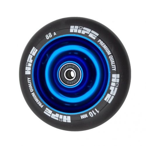 Колесо HIPE Solid  110 mm. Синий/черный