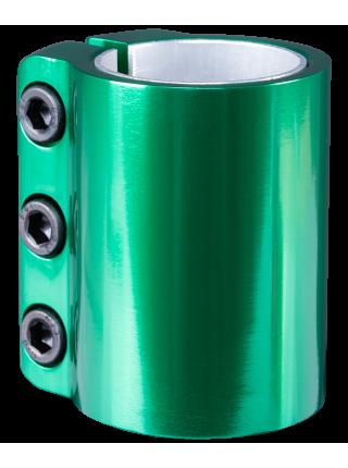 Зажим для трюкового самоката Be-3 Green