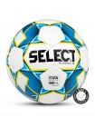 Мяч футбольный NUMERO 10 FIFA, №5, бел/син/зел