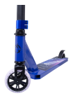 Самокат трюковый Comet Blue 110 мм