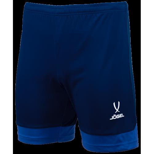 Шорты игровые DIVISION PerFormDRY Union Shorts, темно-синий/синий/белый