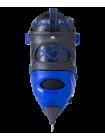 Коньки-ролики раздвижные Switch, синий