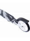 Самокат 2-колесный Legacy 250/200 мм, ручной тормоз, белый