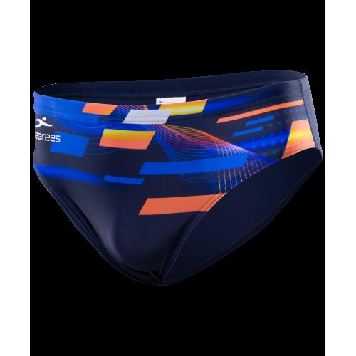 Плавки для плавания Metrics Navy, полиамид