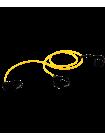 Эспандер лыжника-пловца ES-901, 6х9х2200 мм, 2 кг, желтый