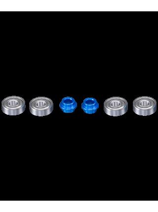Набор подшипников ABEC-7, 4 шт.