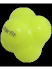 Мяч реакционный RB-301, ярко-зеленый