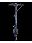 Самокат 2-колесный Trigger 200 мм, дисковый тормоз, черный/голубой