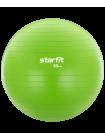 Фитбол GB-104, 55 см, 900 гр, без насоса, зеленый, антивзрыв