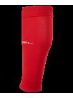 Гольфы футбольные JA-002, красный/белый