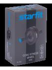 Ролик для пресса STARFIT RL-106, широкий, черный