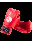 Набор для бокса 4oz, к/з, черный/красный