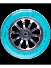 Колесо для трюкового самоката Spoke Blue 120 мм