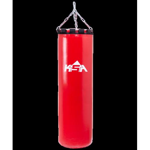 Мешок боксерский PB-01, 70 см, 25 кг, тент, красный
