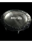 Батут TR-101 137 см, черный