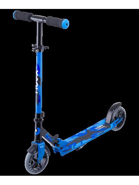 Самокат 2-колесный Force 145 мм, синий