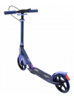 Самокат 2-колесный Rank 200 мм, ручной тормоз, синий/фиолетовый