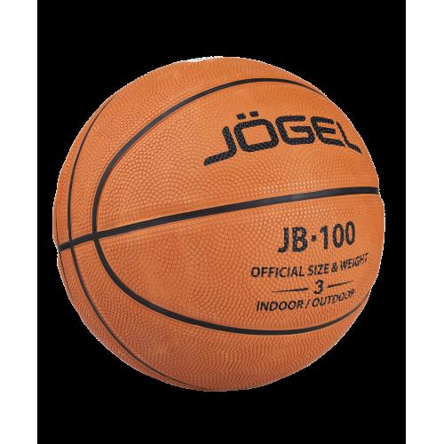 Мяч баскетбольный JB-100 (100/3-19) №3
