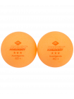 Мяч для настольного тенниса 3* Avantgarde, оранжевый, 6 шт.