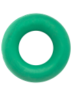 Эспандер кистевой Кольцо 15кг, зеленый (ТОЛЬКО по 5 шт.)