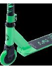Самокат трюковый Ivy Green 100 мм
