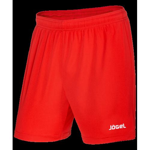 Шорты волейбольные JVS-1130-021 красный/белый