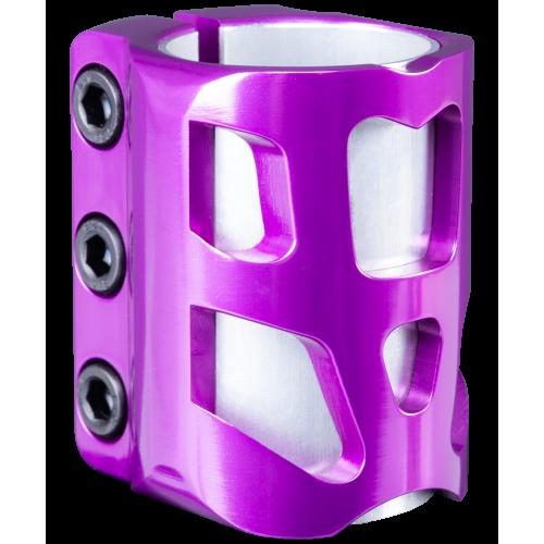 Зажим для трюкового самоката Fall-3 Purple