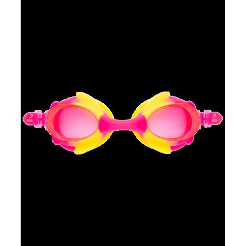 Очки для плавания Yunga Pink/Yellow, детские