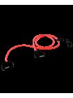 Эспандер лыжника-пловца ES-901 8х14х2200 мм, 5 кг, красный