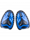 Лопатки для плавания B-Stroke Black/Blue, S