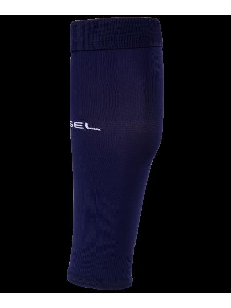 Гольфы футбольные JA-002, темно-синий/белый